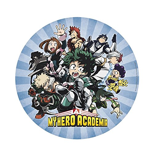 Price comparison product image MY HERO ACADEMIA - Mouse pad - Heroes