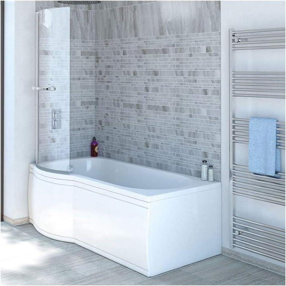 Bañera skali Izquierda + + ducha bañera Delantal + desagüe + Pies para ducha: Amazon.es: Bricolaje y herramientas
