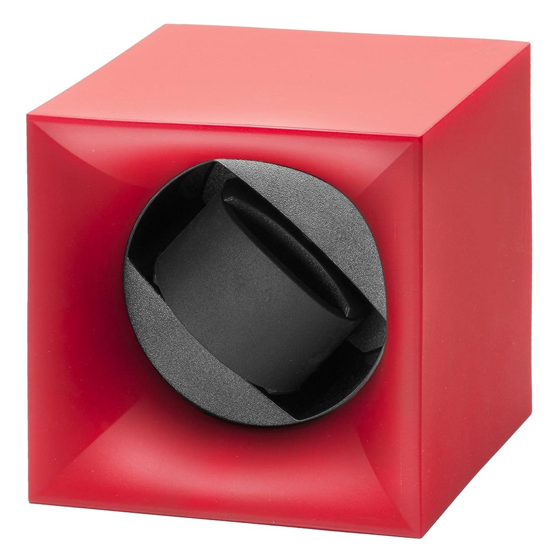 Swiss Kubik Uhrenbeweger ABS Rot