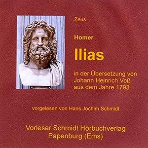 Ilias Hörbuch