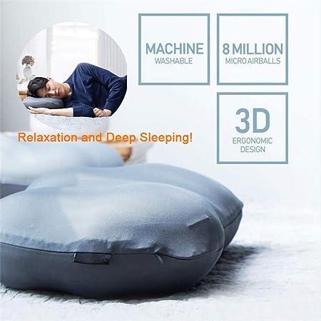 GUOYUN Sleeping Neck Pillow,Micro