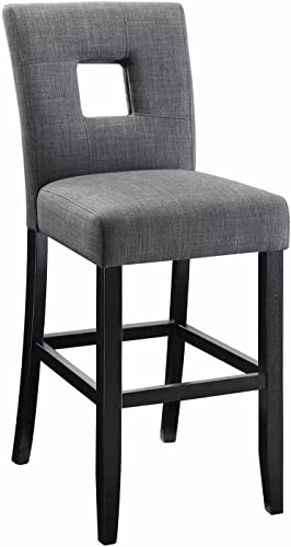 Coaster 106676-CO 24 Counter Stool, In Gray