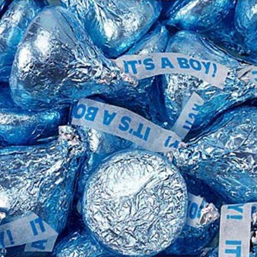 its-a-boy-blue-hersheys-kisses-5lb-bag