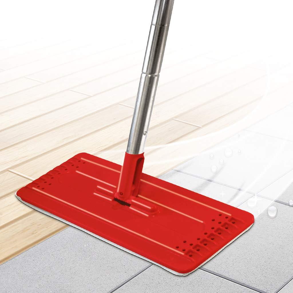 Liseré Vert Balai Smart Mop Compact Rouge