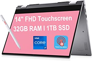 Flagship 2021 Dell Inspiron 14 5000 5406 2 in 1 Laptop 14