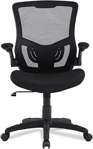 Ergonomic Home Office Chair Desk Chair Executive Chair Mid Back Mesh Computer Chair