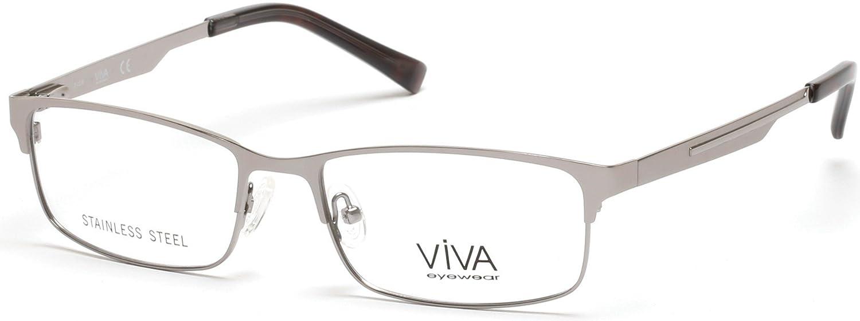 Eyeglasses Viva VV 4028 009 matte gunmetal