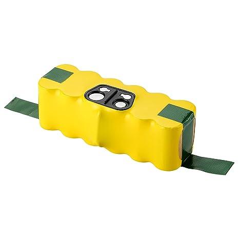 Powilling 3500mAh iRobot Roomba Batería de Ni-MH 14,4V Repuesto para iRobot Roomba