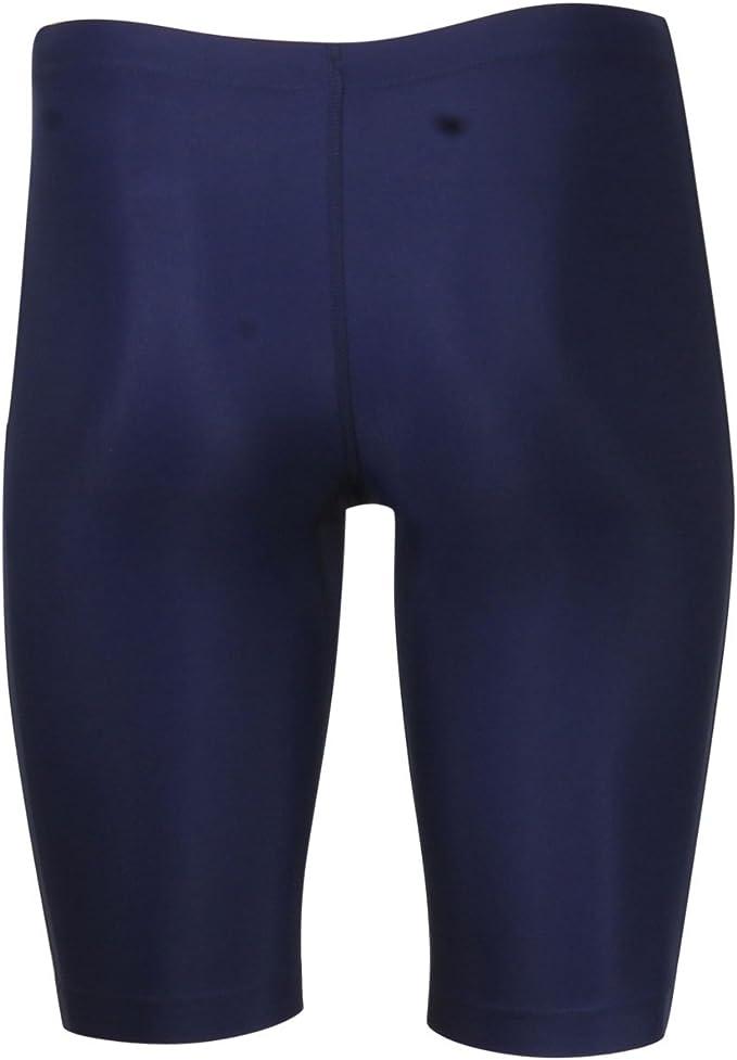 Nova Swimwear Boys Jammers Black or Navy Chlorine Resistant Swimsuit