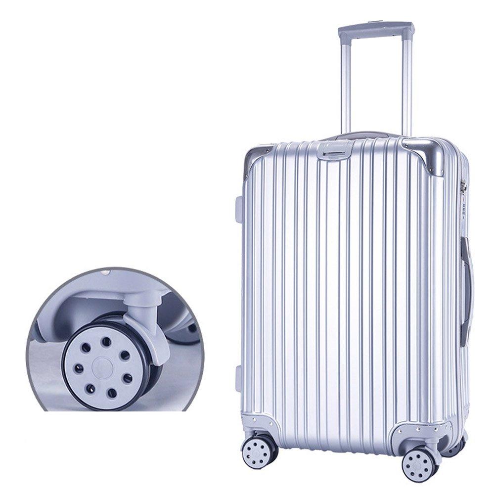 LJSHU Bagaglio A Mano Universale Per Bagagli Abs + Custodia Per Trolley Da 20 Pollici