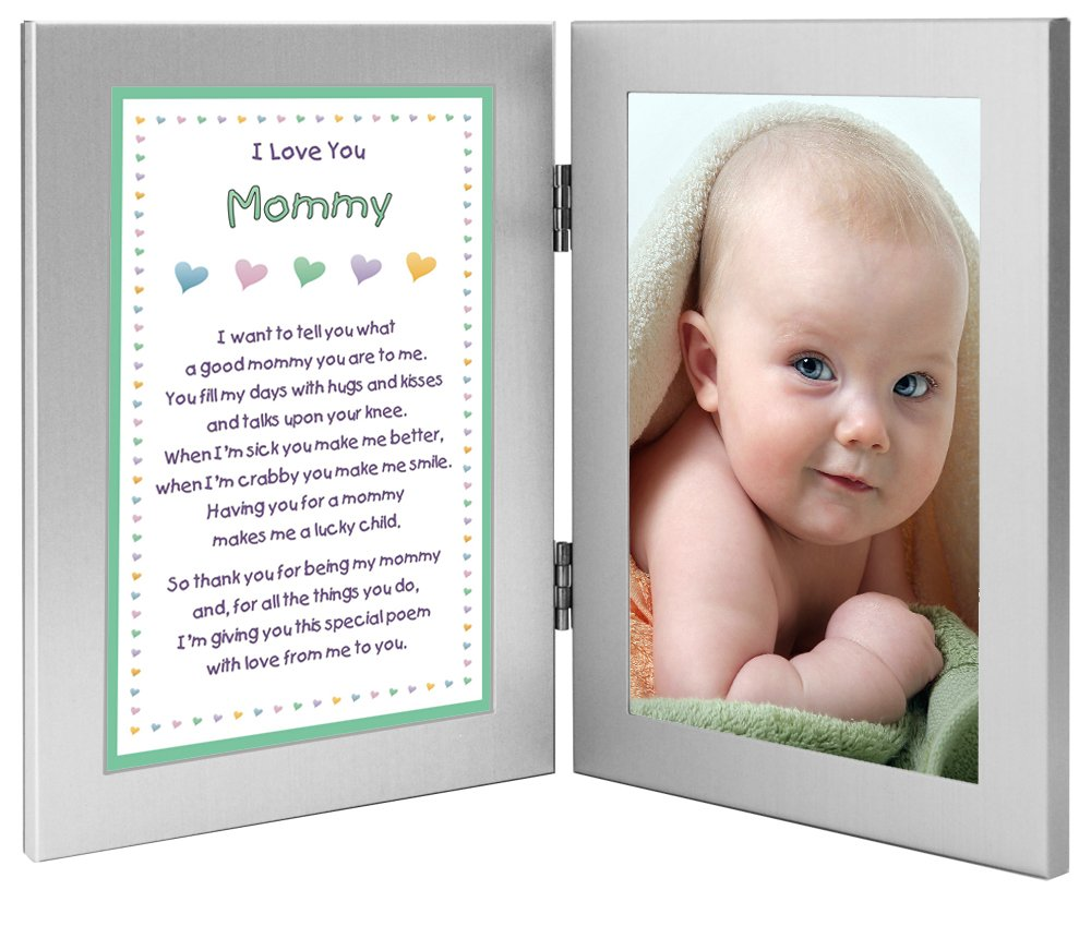 Amazon mommy gift from son or daughter sweet poem in amazon mommy gift from son or daughter sweet poem in double frame add photo jeuxipadfo Gallery