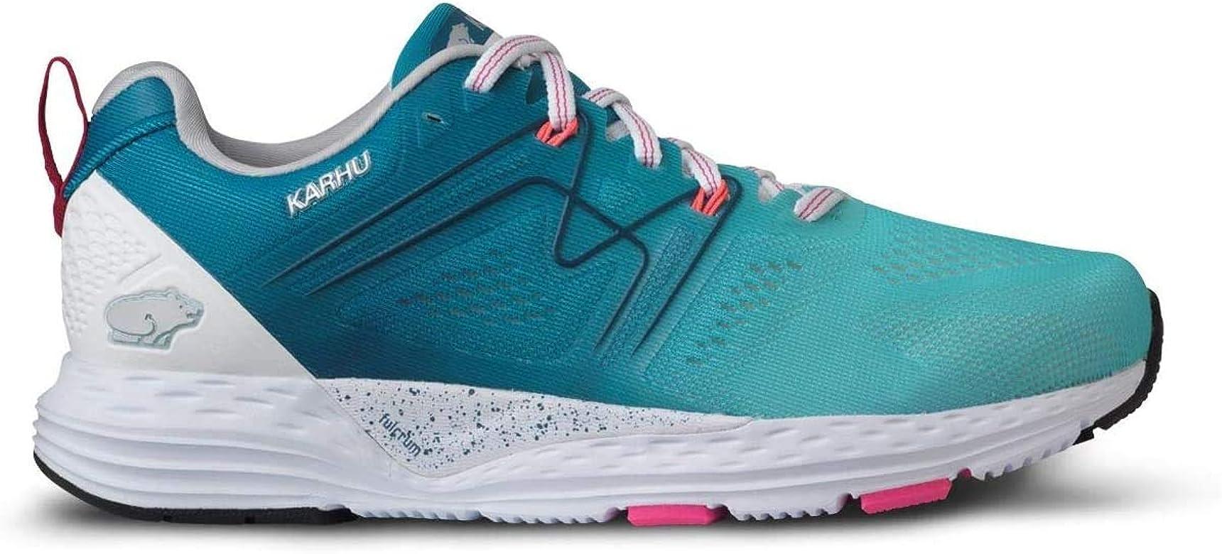 Karhu Fusion Ortix - Zapatillas de Correr para Mujer, diseño de Mosaico, Color Azul: Amazon.es: Zapatos y complementos