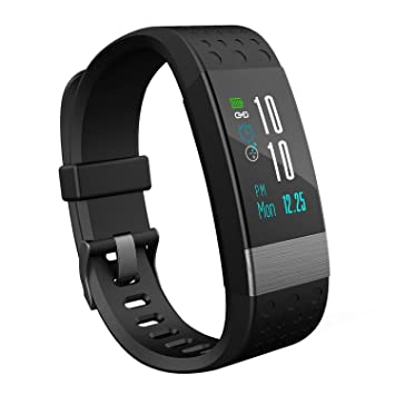 Yoyofit Rock S Fitness Tracker Pedometer Watch Step Counter Touch