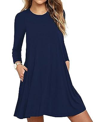 Kleider langarm amazon