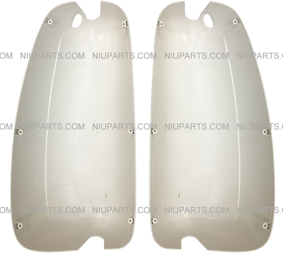 Door Mirror Cover White Fit: International ProStar Driver /& Passenger Side