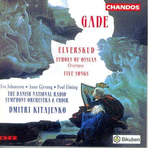 Amazon.com: Gade, N.: Elverskud / Echoes of Ossian / 5 Songs: Eva