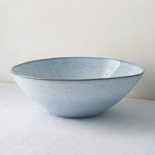 Handmade Ceramic by Atlantica Table Ice Dessert Bowl Set of 6
