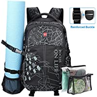 37243617cc5f Yoga Mat Backpack- gym yoga bag Multi-purpose sport backpack gym bag for  man   women