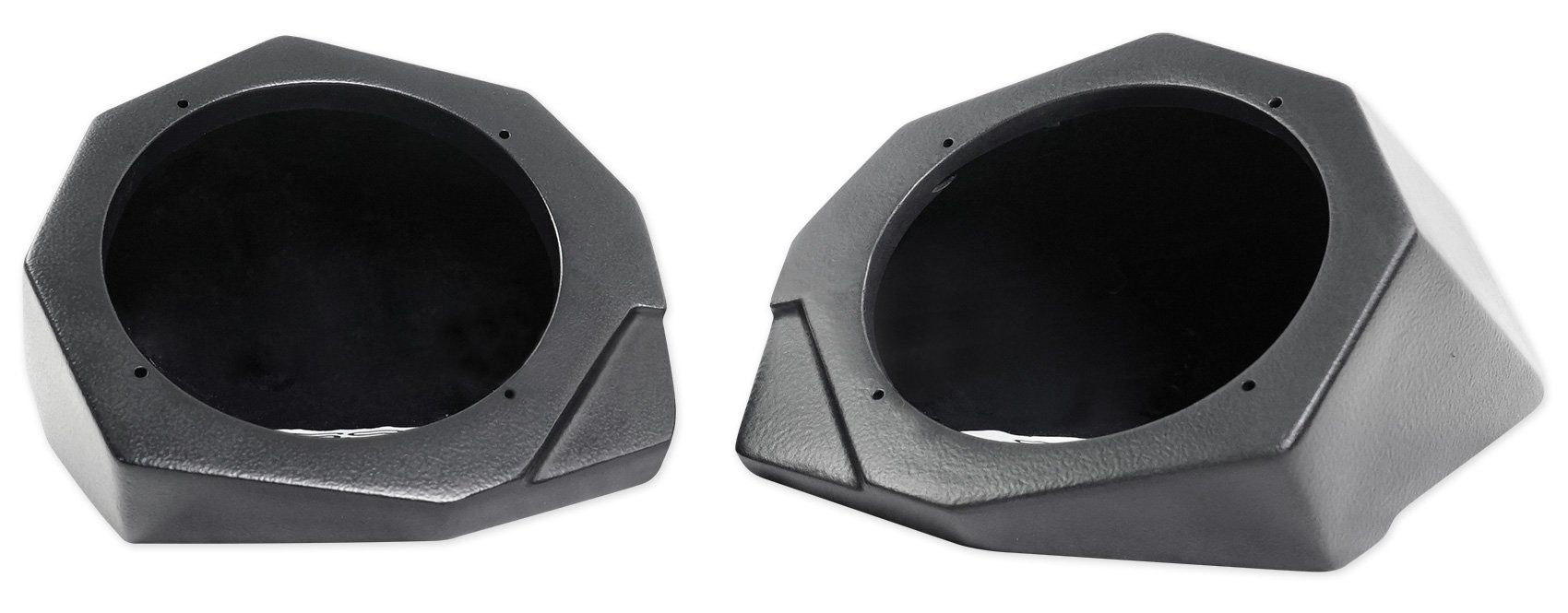 Can-Am Maverick X3 All-Years 6.5'' Speaker Pod Enclosures Front Kick Panels by SSV Works (Image #3)