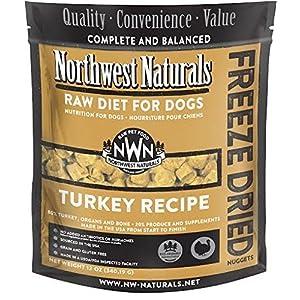 Northwest Naturals Raw Rewards Freeze Dried Nuggets - Dinner for Dogs (Turkey)12 OZ 69