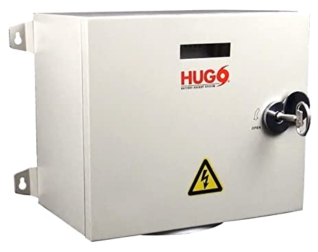 hugo battery backup for tankless water heaters and gas appliances