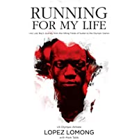 Image for Running for My Life: One Lost Boy's Journey from the Killing Fields of Sudan to the Olympic Games