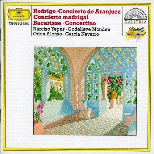 CD : Narciso Yepes - Concierto De Aranjuez / Concierto Madrigal (Holland - Import)