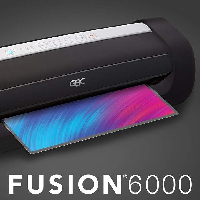 Amazon.com: Swingline GBC plastificadora, Fusion 4500, 12 ...