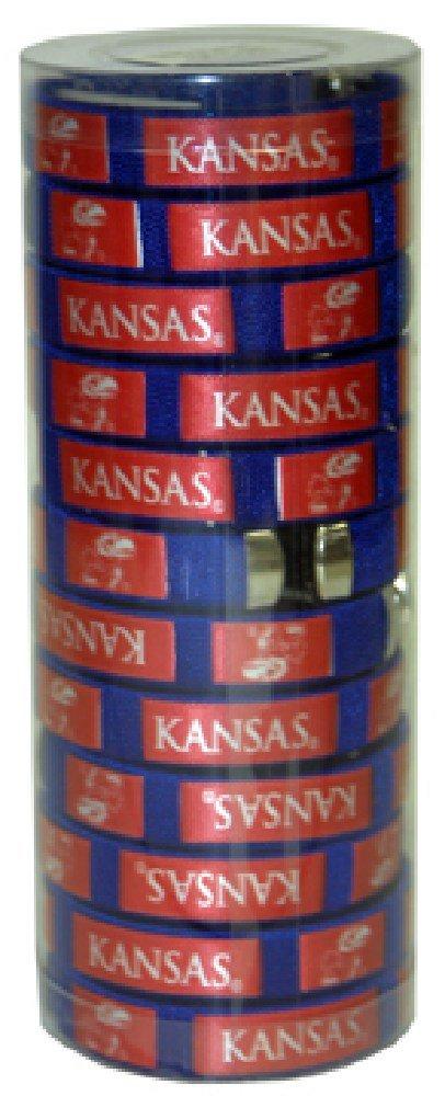 NCAA Kansas Jayhawks Spirit Bracelet