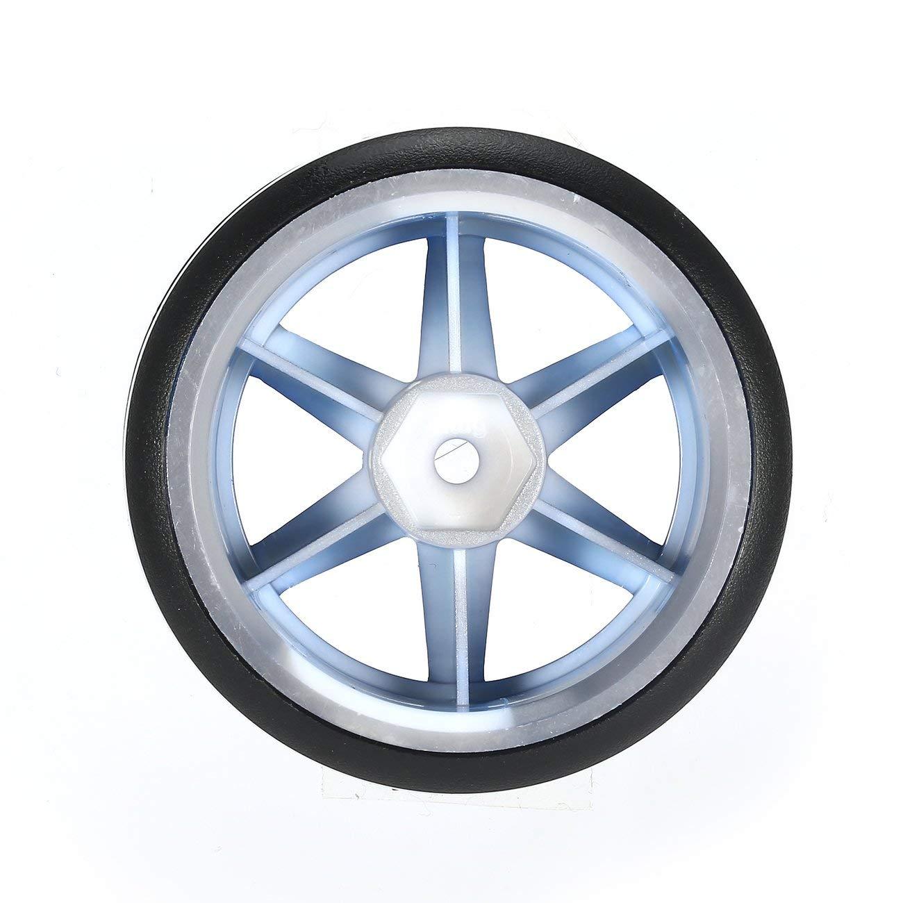4ST//Set 1//10 Drift Reifen hart Autoreifen für Traxxas HSP Tamiya HPI Kyosho B