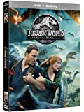 Jurassic World: Fallen Kingdom DVD [DVD + Digital]