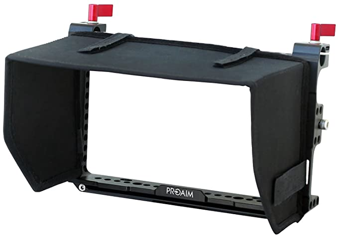Amazon.com : PROIAM Directors LCD Monitor Cage for Atomos ...