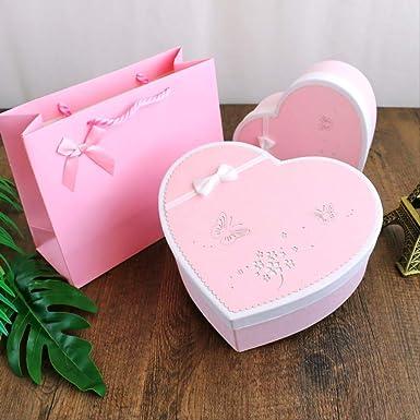 Ball Love Caja de regalo en forma de corazón Hermoso día de ...