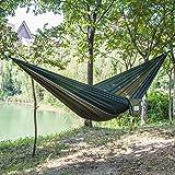OuterEQ Portable Parachute Nylon Fabric Travel Camping...