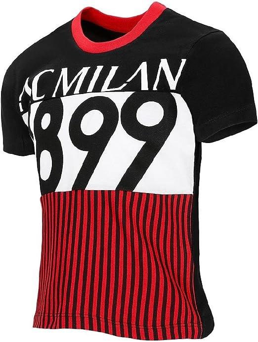 T-Shirt Milan Abbigliamento Ufficiale Calcio Bambino PS 26723