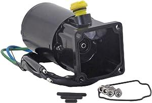 Rareelectrical NEW TILT & TRIM MOTOR COMPATIBLE WITH MERCURY MARINE 30-125 HP 811674 811699 PT496NK2