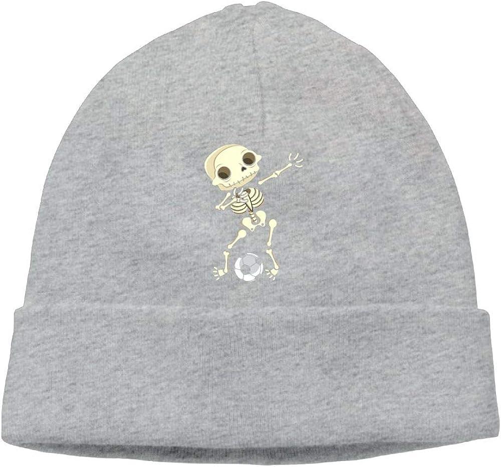 Oopp Jfhg Dabbing Skeleton Cute Beanie Knit Hats Ski Cap Unisex