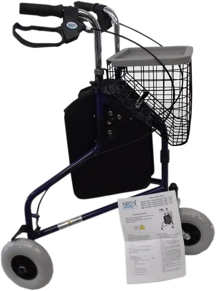 Amazon.com: Tres ruedas andador: Health & Personal Care