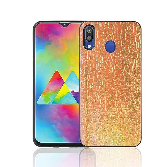 finest selection 46c5e 9d556 Amazon.com: for Galaxy A20 Back Case Cover, WVYMX Cute Design Slim ...