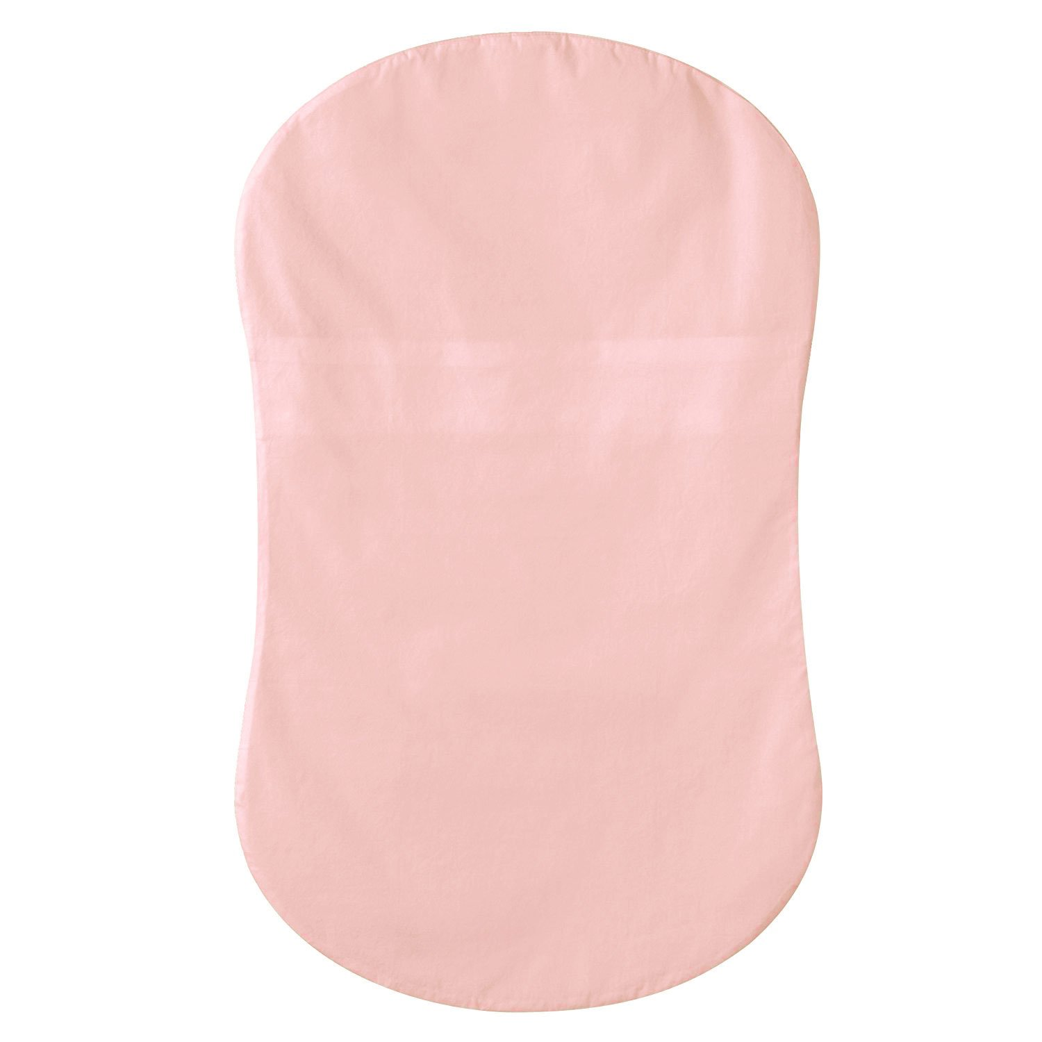 Halo Bassinest Swivel Sleeper Fitted Sheet, Pink 3848