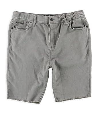 08f511c082 Aeropostale Mens Washed Jogger Casual Denim Shorts Grey 36 at Amazon Men's  Clothing store: