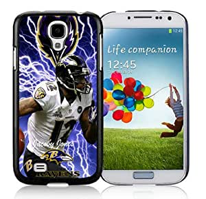 NFL Baltimore Ravens Jacoby Jones 02 Samsung Galalxy S4 I9500 Case Gift Holiday Christmas Gifts cell phone cases clear phone cases protectivefashion cell phone cases HLNKY604580144