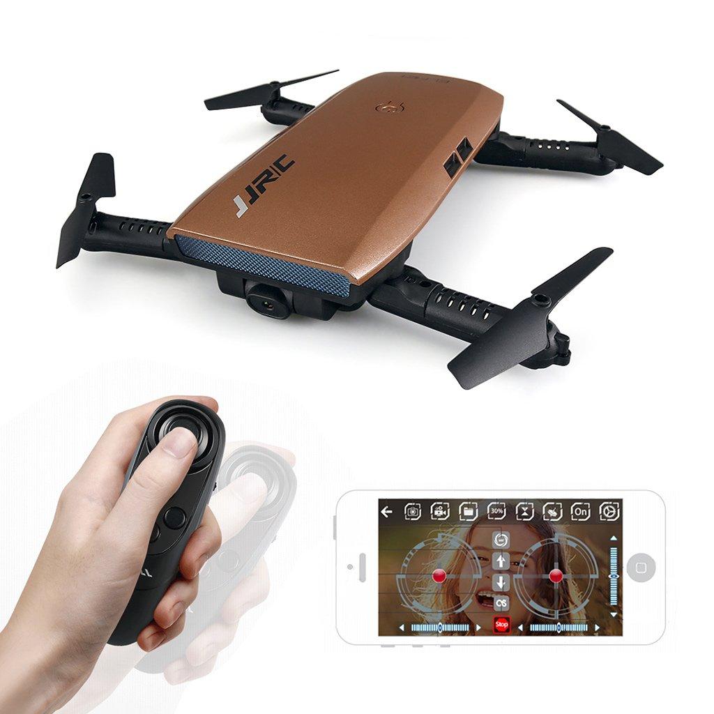 JJRC H47 ELFIE WiFi FPV 720P HD Cámara de bolsillo Selfie Drone G ...
