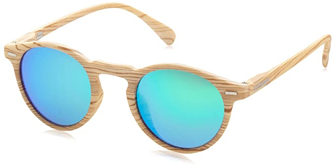 D.Franklin ULTRA LIGHT IWOOD/GREEN - gafas de sol, unisex ...