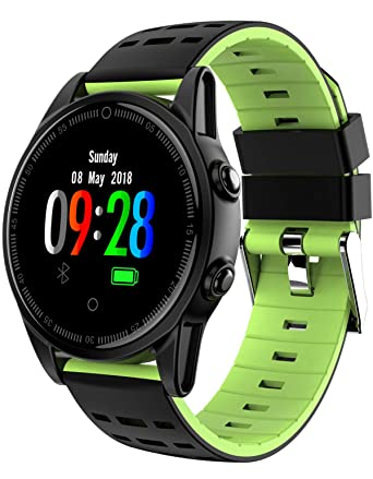 Amazon.com: Smart Watches for Women Men Android Smartwatch ...