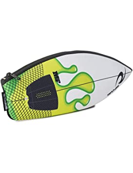 Rip Curl Surfboard Pencil Case - Lime