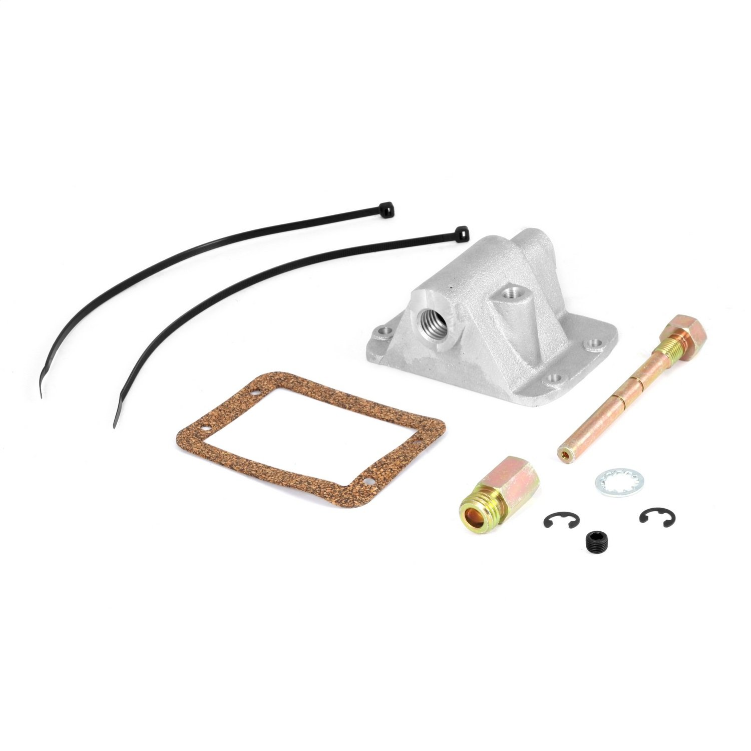 Alloy USA 451100 Differential Permanent Cable Lock Kit for Jeep XJ/YJ