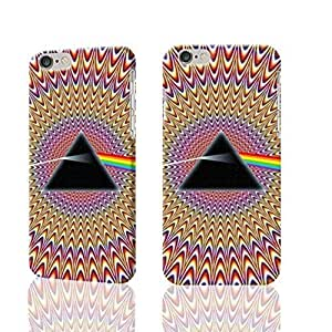 """Pink Floyd Dark Side Of The Moon 3D Rough iphone Plus 6 -5.5 inches Case Skin, fashion design image custom iPhone 6 Plus - 5.5 inches , durable iphone 6 hard 3D case cover for iphone 6 (5.5""""), Case New Design By Codystore"""