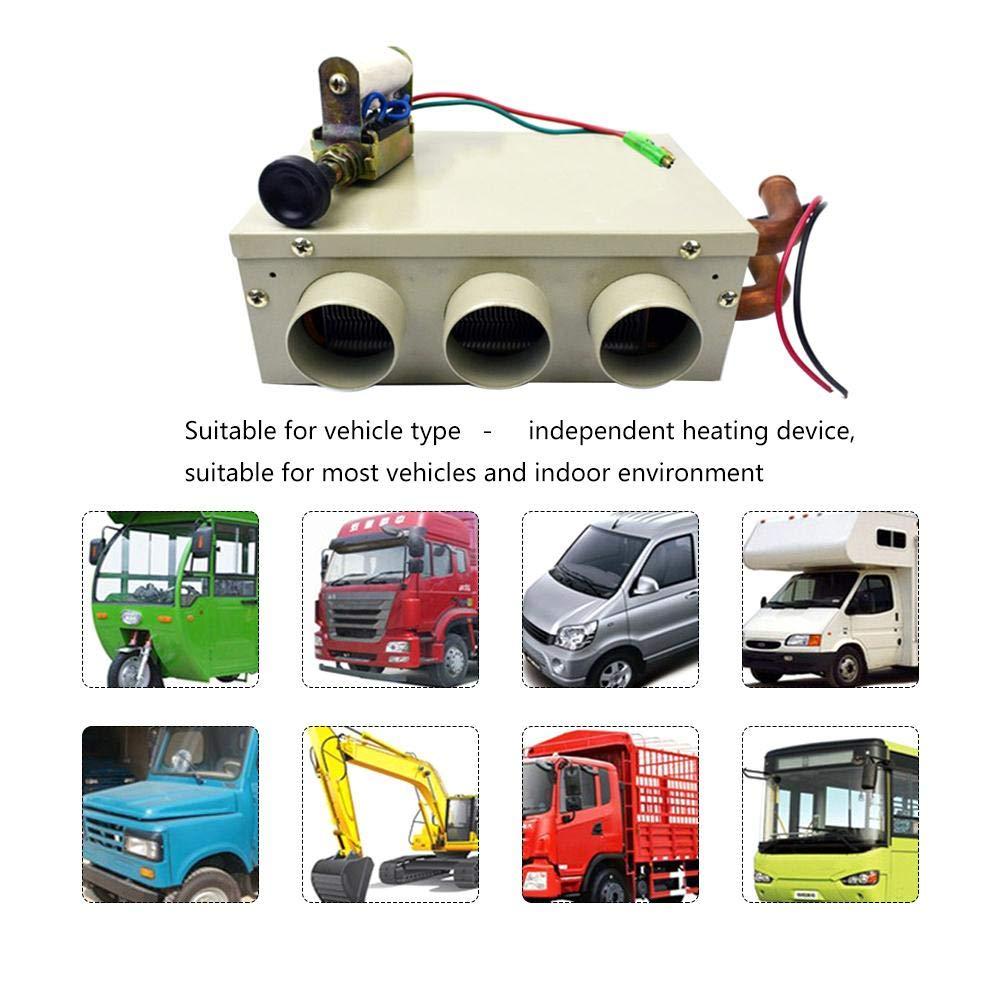 SHZONS Air Diesel Heater, 12V Vehicle Heater Planar for Vans, RV