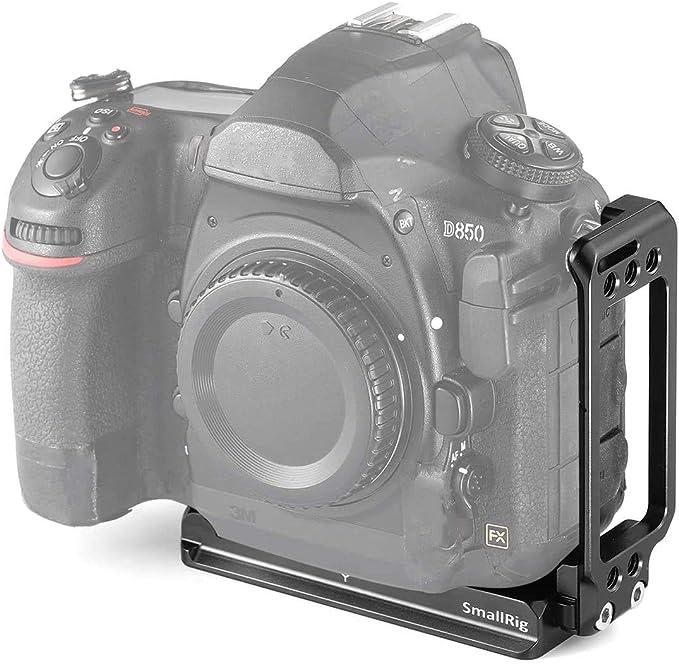 Smallrig L Bracket L Platte Winkel Für Nikon D850 2232 Kamera
